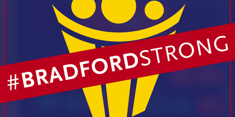 Bradford Strong icon banner