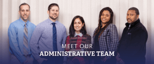 Meet Our Admin Team