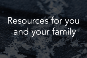Resources for Bradford families